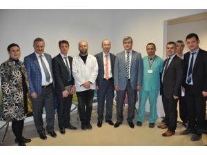 Çerkezköy Devlet Hastanesi'nin MR Problemi Çözüldü