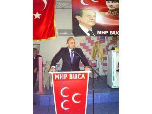 Görevden Alınan MHP'li Karakuş İl Teşkilatına Ateş Püskürdü