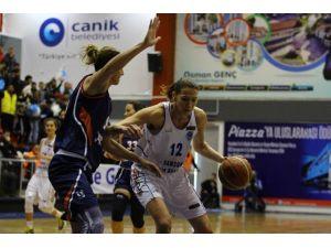 Bilyoner.com Kadınlar Basketbol Ligi Play-off