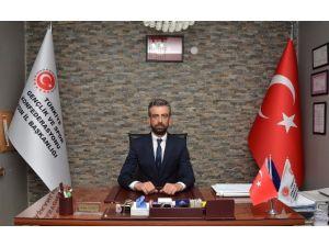 Gençlik Ve Spor Konfederasyonu Aydın İl Başkanı Volkan Konak Çalışmalara Başladı