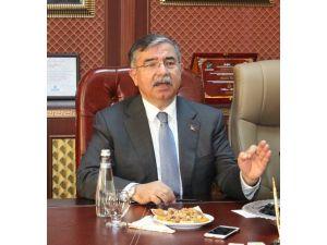 Milli Savunma Bakanı Yılmaz'ın Kilis Ziyareti