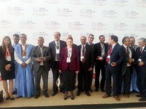 Sankon Ürdün Haşimi Krallığı Devleti İş Dünyası Temsilciliğine Hazem Qashou Seçildi