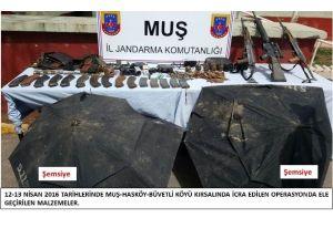 1 Milyon TL Ödül İle Yeşil Listede Aranan Terörist Ölü Ele Geçirildi