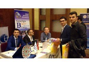 ADÜ, Azerbaycan'da Tanıtıldı