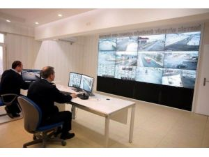 Kayseri Organize Sanayi Bölgesi'ne Güvenlik Kontrol Ve İzleme Sistemi Kuruldu