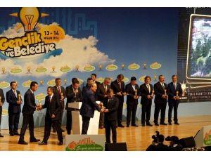 Gençlik Ve Belediye Konulu Proje Yarışmasında Nevşehir Belediyesi Ödül Aldı