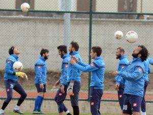 Bb Erzurumspor, Altay Maçının Hazırlıklarını Sürdürüyor