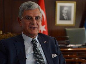 AB Bakanı Bozkır AP'de oylanacak Türkiye raporunu değerlendirdi