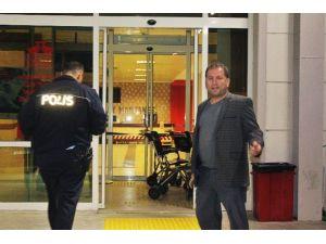 Nazilli'de Gazeteciye Yumruklu Saldırı