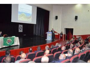 Fatsa'da 'Modern Fındık Yetiştiriciliği' Anlatıldı