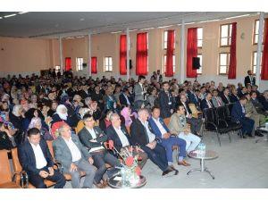 Darende'de Kutlu Doğum Haftası Etkinliği Düzenlendi
