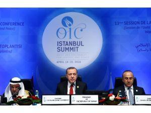 """İit Genel Sekreteri İyad Medeni: """"Azerbaycan Devletinin Sınırları İhlal Edilemez"""""""