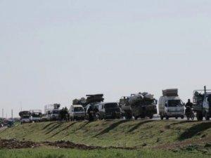 IŞİD'in Saldırılarından Kaçanlar Güvenli Bölgelere Gidiyor