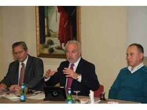 Kütahya Kent Konseyi'nin Değerlendirme Toplantısı