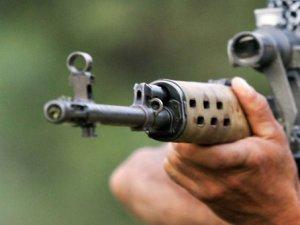 PKK'dan kaçan keskin nişancı teslim oldu