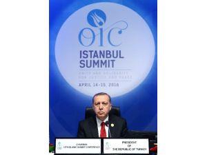 """Cumhurbaşkanı Erdoğan: """"Onlar, Oralardaki Petrol İçin Müdahale Ediyor"""""""