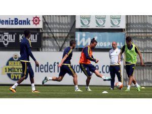 Fenerbahçe'de Mersin İdmanyurdu hazırlıkları başladı