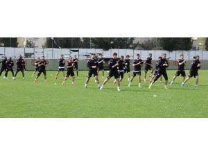 Adanaspor, 1461 Trabzon Maçı Hazırlıklarını Sürdürüyor