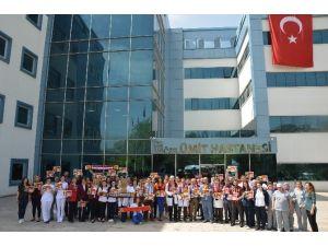 Özel Ümit'ten Eskişehirspor'a Tam Destek