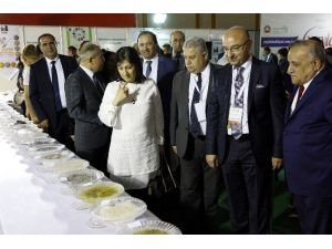 Türkiye Doğal Beslenme Ve Sağlıklı Yaşam Günleri 2016 Fuarı Kapılarını Açtı