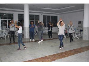 Didim Roman Dans Grubu Yaza Hazırlanıyor