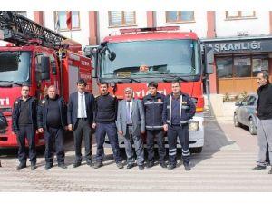 Horasan Belediyesinden Mehmet Sekmen'e Teşekkür