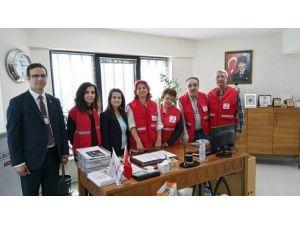 Özel Optimed Hastanesi Ve Türk Kızılayı Çorlu Şubesi Arasında İndirim Sözleşmesi