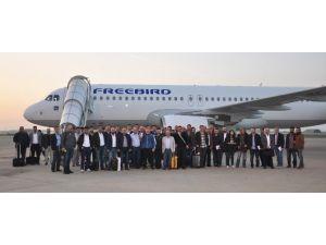 İtso Üyeleri Milano'ya Uçtu