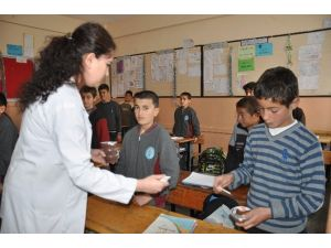 Geri Dönüşümle Okul Öğrencilerine Pudink Aldı