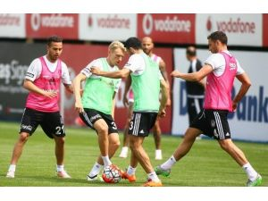 Beşiktaş, Medıcana Sivasspor Maçı Hazırlıklarını Sürdürüyor