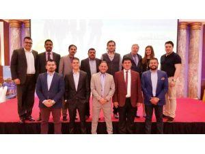 Kemer Belediye Başkanı Gül'den Ortadoğu'da Tanıtım Atağı
