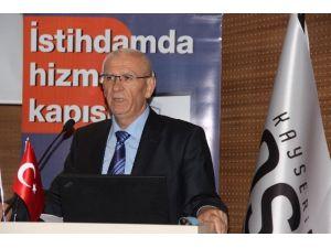 İŞKUR Kayseri Organize Sanayi Bölgesi İşverenlerine Bilgilendirme Toplantısı Düzenledi