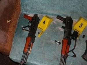 PKK'nın Hücre Evinden Çıkanlar Kamuoyu İle Paylaşıldı