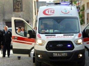 Aranan Zanlı Polisle Girdiği Çatışmada Ayağından Vuruldu