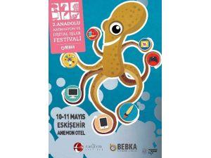 """2. """"Anadolu Animasyon Ve Dijital İşler Festivali"""" Eskişehir'de Gerçekleştirilecek"""