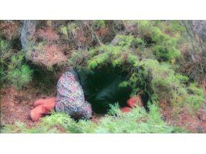 Kanser Hastası Kayıp Kadın Ormanlık Alanda Baygın Halde Bulundu
