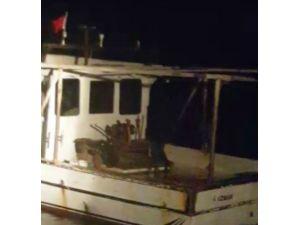 Sahil Güvenlik İzmir Körfezinde Yasa Dışı Avcılığa Göz Açtırmıyor