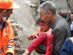 Kayıp kız çocuğu kuyuda bulundu