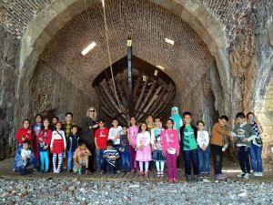 Alanya Belediyesi Öğrencilere Kültür Turu Yaptırdı