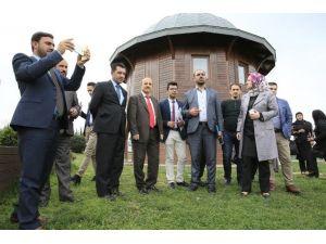 Afgan Heyetten Sultangazi'ye Ziyaret