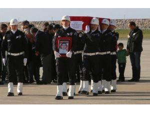 Şehit Ozan Özmen'in Cenazesi Memleketi Ordu'ya Getirildi