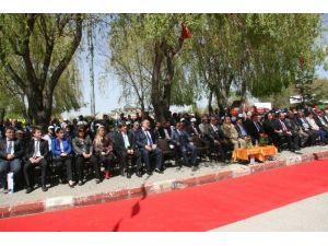 5. Tarım Hayvancılık Ve Teknolojileri Fuarı Afyonkarahisar'da Açıldı