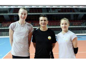 VakıfBank final etabı ilk turu için İzmir'de