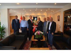 ETB'den Erdoğan'a Ziyaret
