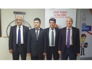 Safranbolu Devlet Hastanesinde Fizik Ünitesi Hizmete Girdi