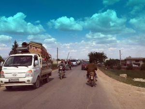 IŞİD'den Büyük Kaçış