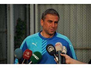 """Hamzaoğlu: """"Beşiktaş'ın Olmayan Penaltıyla Maç Kazanmaya İhtiyacı Yok"""""""