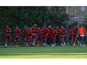 Mersin İdmanyurdu, Fenerbahçe Maçı Hazırlıklarını Sürdürdü