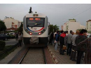 Aydın'da tren kazasında 1 kişi hayatını kaybetti