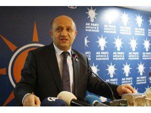 """Bakan Işık: """"CHP Teröre Karşı Duruşunu Ortaya Koymalı"""""""